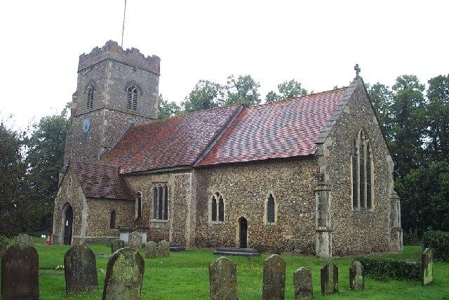 St. Peter, Henley