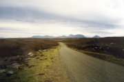 Applecross to Torridon via Shieldaig Road
