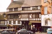 Henry Tudor House, Wyle Cop, Shrewsbury