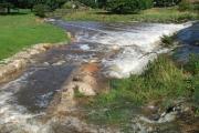 lyvennet in flood