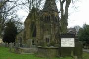 St. Bartholomew's Church, New Whittington, Nr Chesterfield