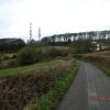 TV masts at Hundall in NE Derbyshire