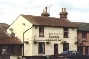 'The Royal Oak', Great Stambridge