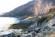 Loch Ailort by Inverailort