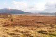 Dalnabreck towards Loch Sheil