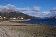 Loch Long shoreline