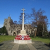 War Memorial and Church in Tring