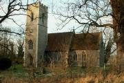 St. Catherine's Church - Sacombe, Hertfordshire
