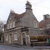 Bishop Road School - original building