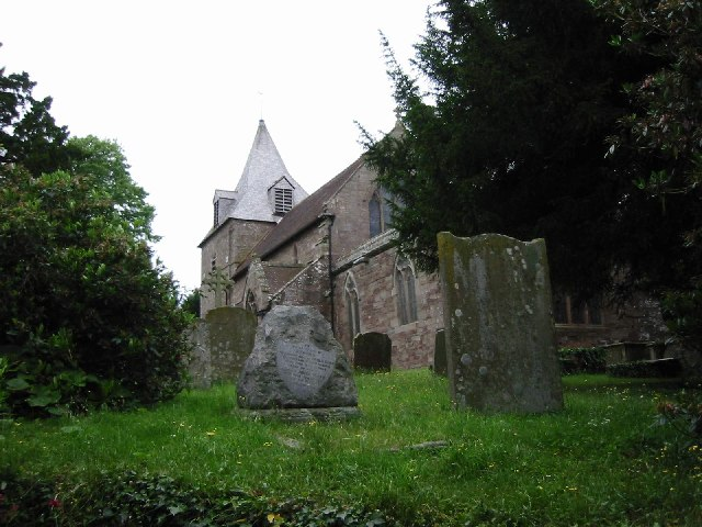 St. Michael's and All Angels Church, Eaton Bishop