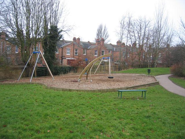 Playground, Stamford Gardens