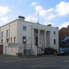 Leamington Spa's first town hall