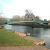 Avon footbridge