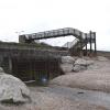 Ffynnongroyw footbridge