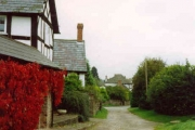 Hope Under Dinmore - some of the old village