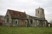 All Saints Church - Sandon, Hertfordshire