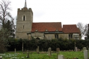 St. Mary's Church - Aspenden, Hertfordshire