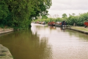 Above Bunbury Locks