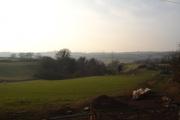 Farmland  Nr  Hooe, East Sussex