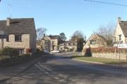 Fulbrook village centre