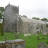 Parracombe Old church of St Petrock