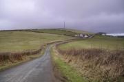 Looking towards Rawlinsons Farm