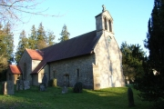 Barton Hartshorn church