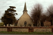 All Saints church, Cressing, Essex