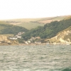Lulworth from the Sea