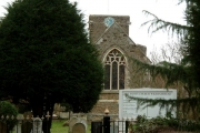 All Saints, Wilshamstead; Church & Gateway
