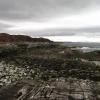Coastline from Bogha Dearg, near Mallaig