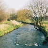 River Cray near Hall Place, Sidcup, Kent