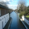 Grand Union Canal near Little Venice