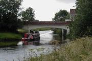 River bridge, Misterton