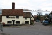 The Fox & Hounds Pub - Barley, Hertfordshire