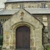 West Door, All Saints Church, Barwick-in-Elmet