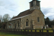 St. Mary's Church, Little Hallingbury