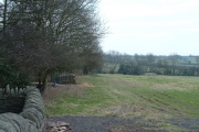 Fields adjacent to Serridge House