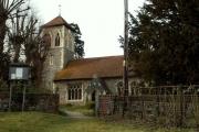 St. Margaret's church, Wicken Bonhunt, Essex