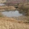 Reservoir on Cocker Brook