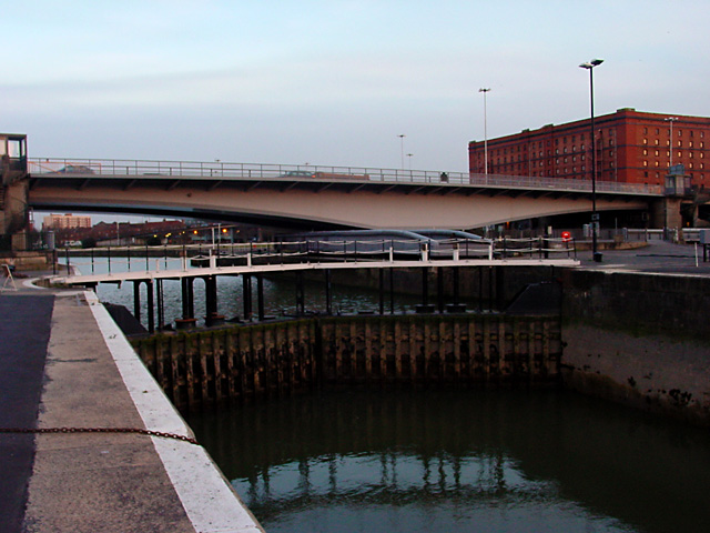 Plimsoll Swing Bridge