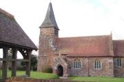 St Petrock's church, Farringdon