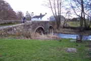 River bridge at Great Blencow.