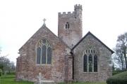 St Mary's church, Aylesbeare