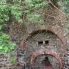 Tolland: limekiln in a wood above Gaulden Manor