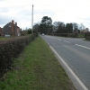 A49 just north of Holmer