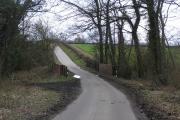 Ling Bridge : Houghton Lane.