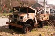 The Old Breakdown Truck