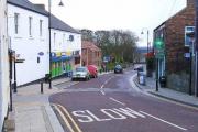 Bear Park village centre