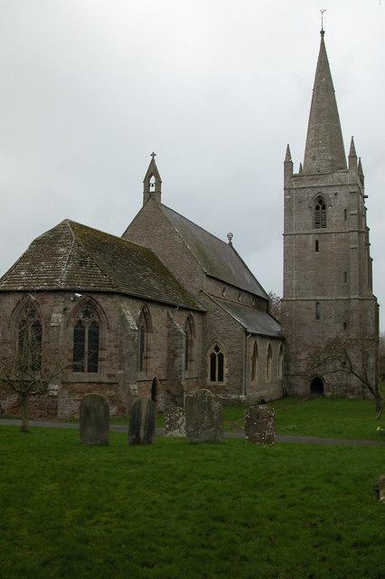 Marden Church